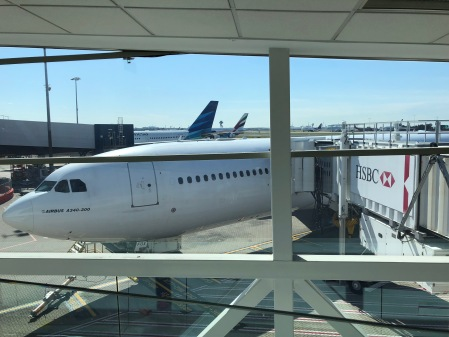 Cool A340-300 unbranded plane